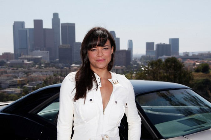 Photos : Fast and Furious 7 : une équipe soudée à Los Angeles !