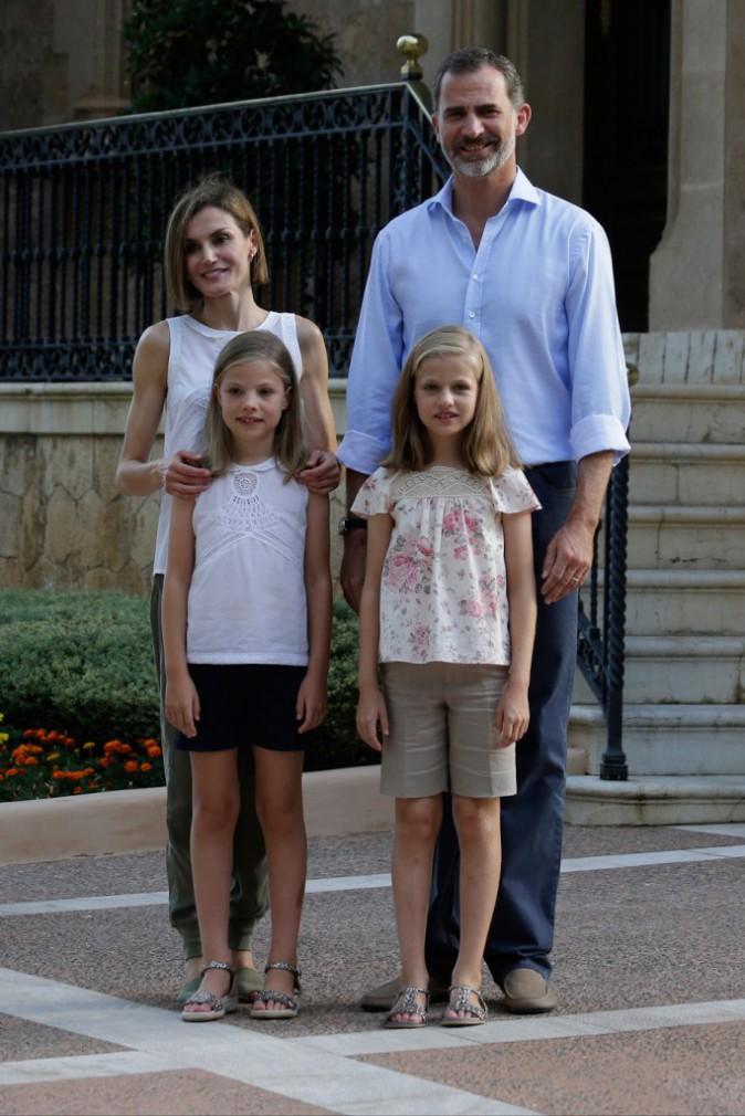 Photos : Felipe et Letizia d'Espagne, complices comme au ... Felipe Plein