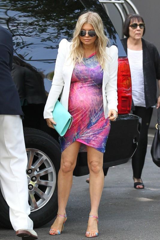 Fergie, Bel Air, 1er juin 2013