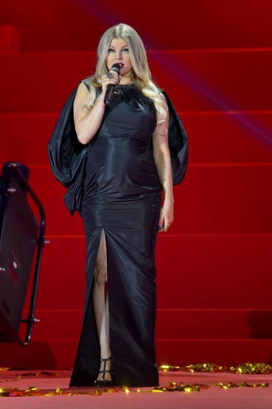 Fergie le 25 mai 2013 à Vienne