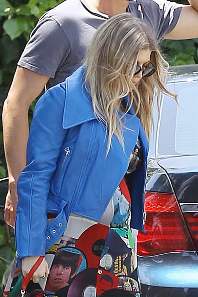 Fergie et Josh Duhamel, Los Angeles, 31 mai 2013
