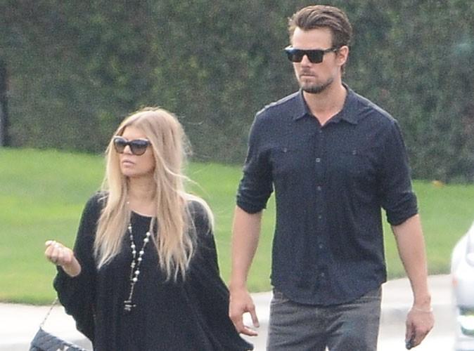 Fergie et Josh Duhamel : triste journée, ils ont enterré un de leurs proches...