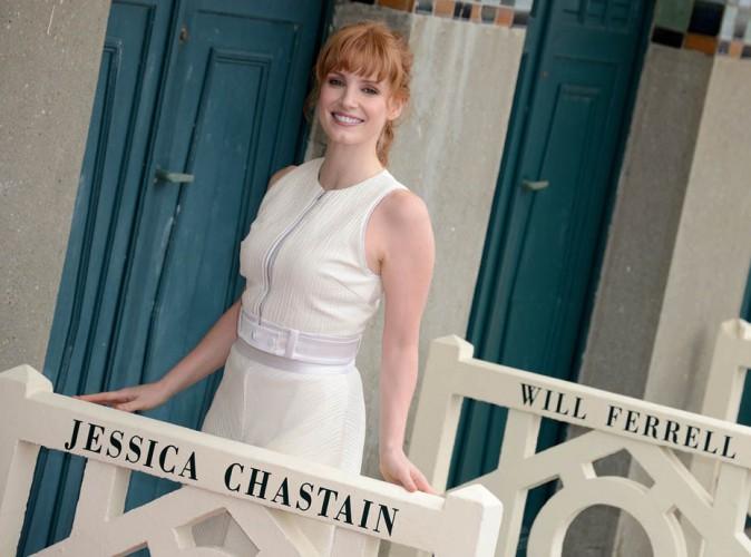 Festival de Deauville 2014 : Jessica Chastain : star de la cérémonie d'ouverture, elle s'indigne de l'affaire des photos nues volées !
