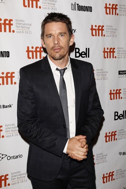 Ethan Hawke lors du Festival du Film de Toronto, le 11 septembre 2011.