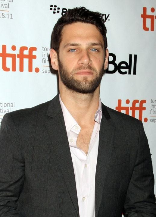 Justin Bartha lors du Festival du Film de Toronto, le 11 septembre 2011.