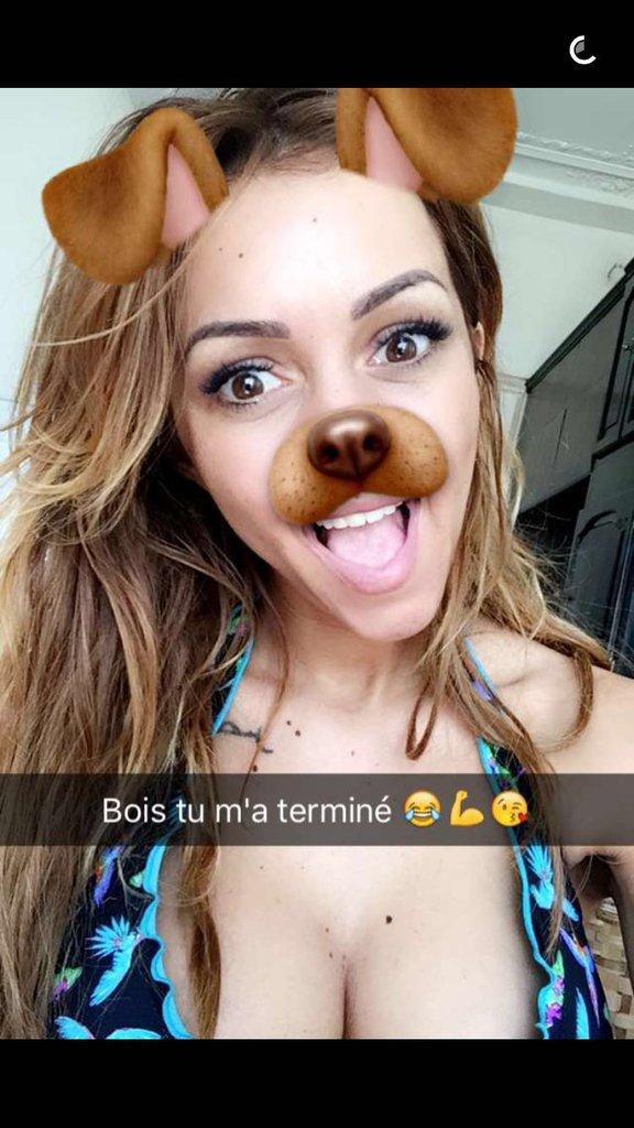 Fidji sur snapchat