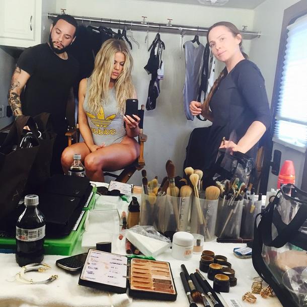 Khloe Kardashian le 20 mai 2015
