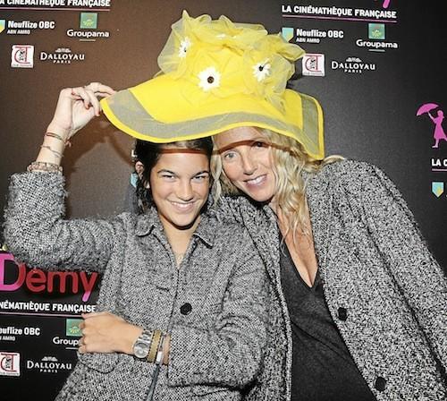 Suzanne & Sandrine Kiberlain