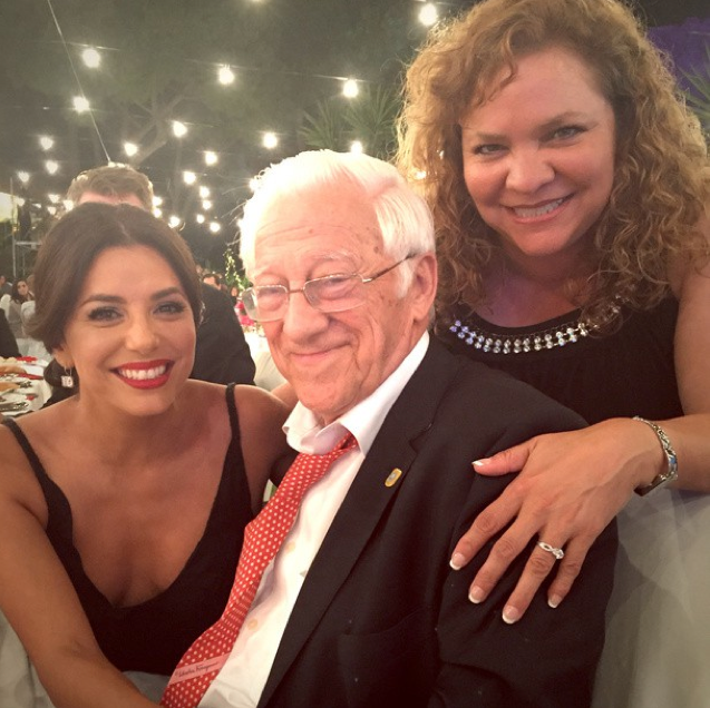Eva Longoria le 5 juillet 2015