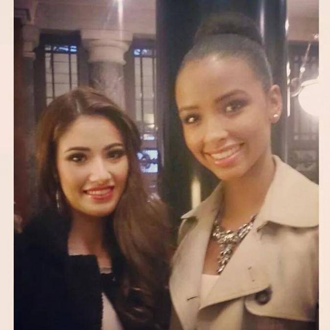 Photos : Flora Coquerel : future Miss Monde ? À Londres, elle rayonne !