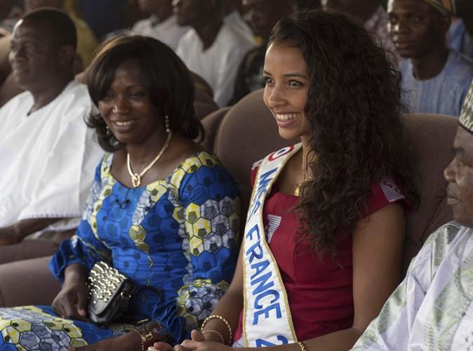 Flora Coquerel au Bénin le 11 mars 2014