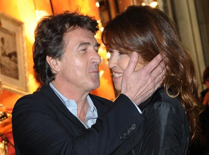 Photos fran ois cluzet il s 39 affiche avec sa nouvelle - Francois busnel sa femme ...
