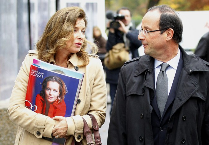 François Hollande et Valérie Trierweiler : retour sur une histoire à la fin tumultueuse !