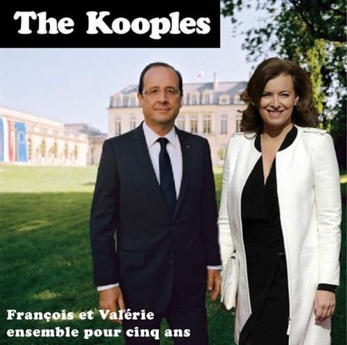 Le couple le plus célèbre de France...