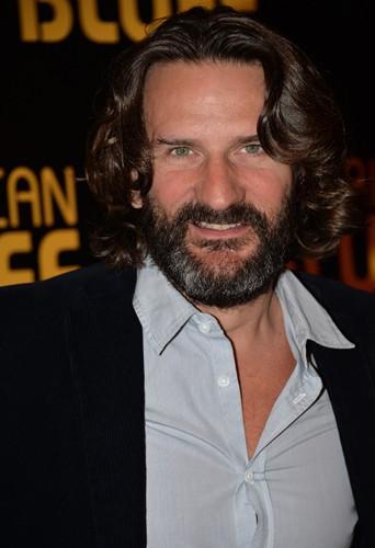 Frédéric Beigbeder à Paris le 3 février 2014