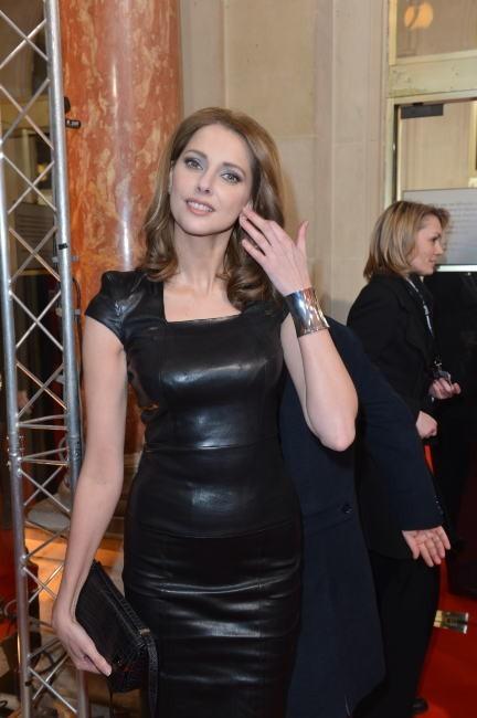 Frédérique Bel, Théâtre du Chatelet à Paris, 22 février 2013.