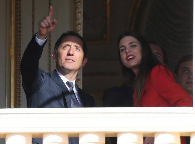 Gad Elmaleh : au côté de sa sublime Charlotte pour la présentation officielle de Jacques et Gabriella aux Monégasques !