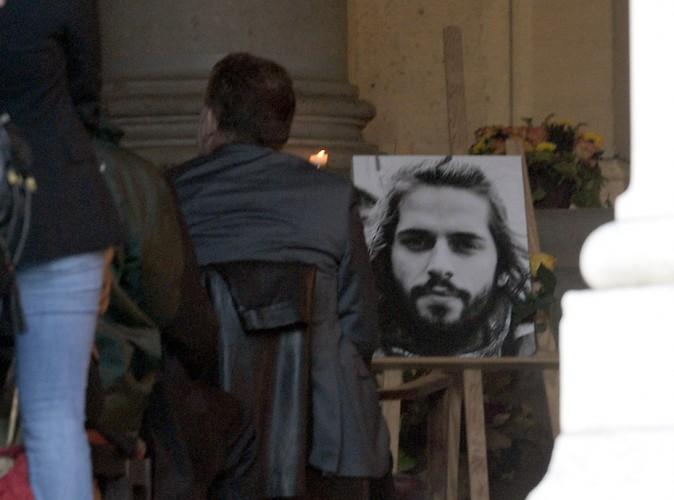 Le dernier hommage à Gaël Lopes