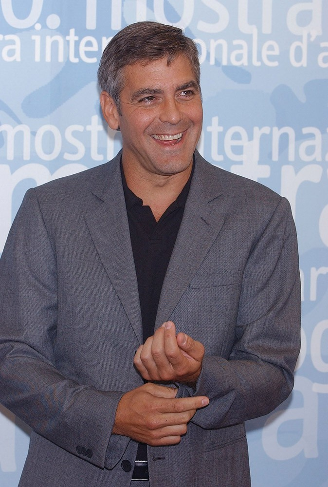 George Clooney en 2003