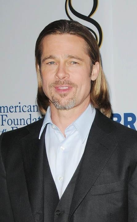 Brad Pitt a confirmé sa venue au dernier moment...