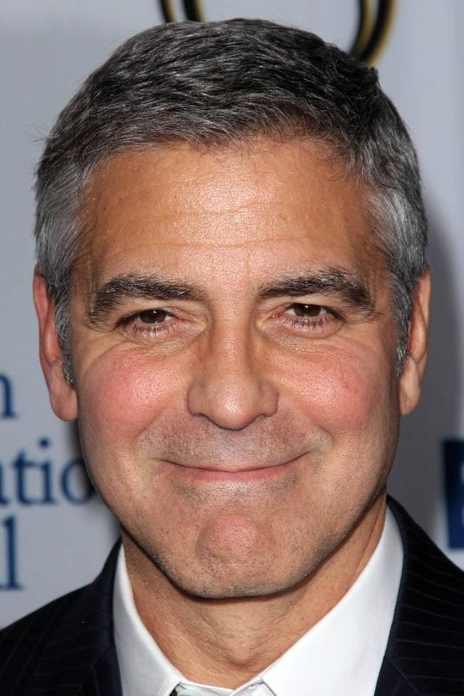 George Clooney, beau gosse et activiste convaincu !