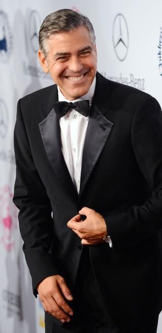 George Clooney le 20 octobre 2012 à Los Angeles