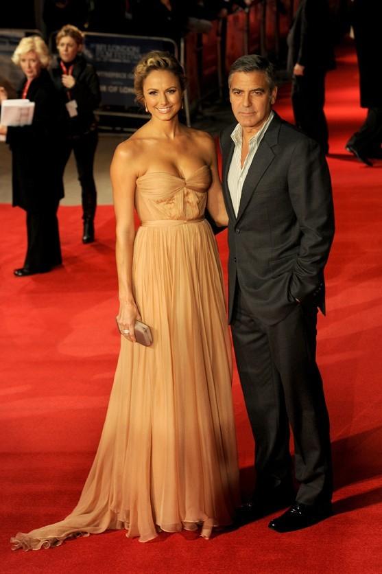 Ils forment un beau couple sur le tapis rouge !