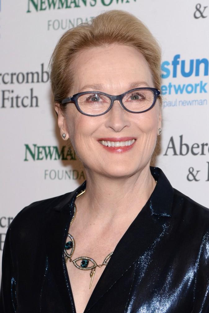 Meryl Streep le 2 mars 2015