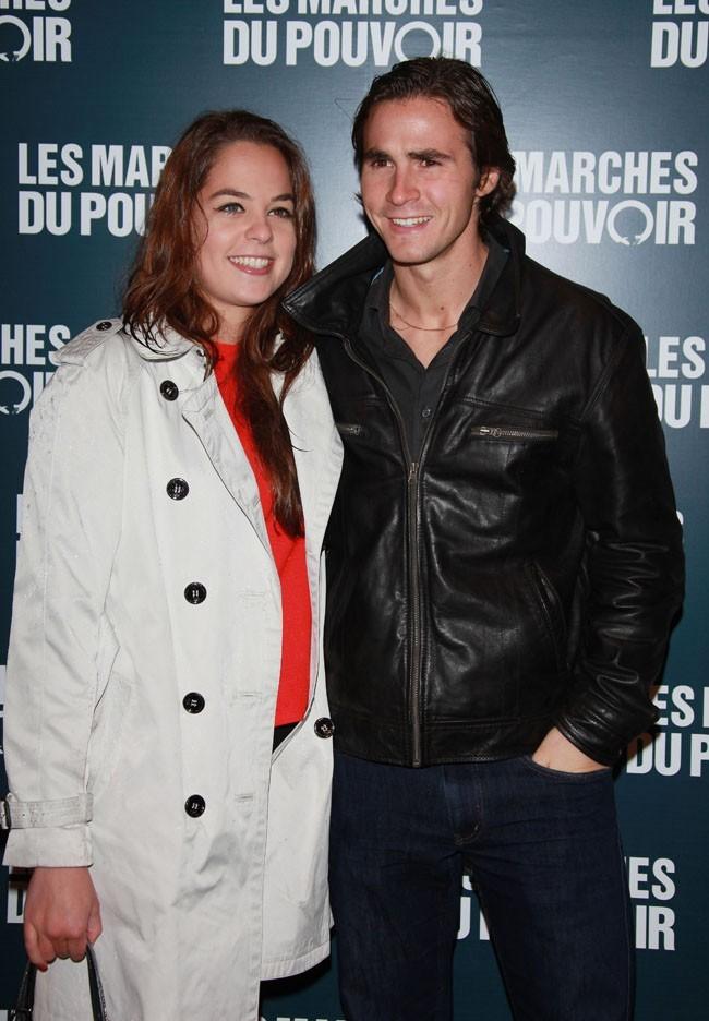 Anouchka Delon et son chéri !