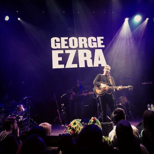 Photos : George Ezra, Brigitte, As Animals, Alle Farben, FM Laeti... Nouveau show au top pour Virgin Radio !