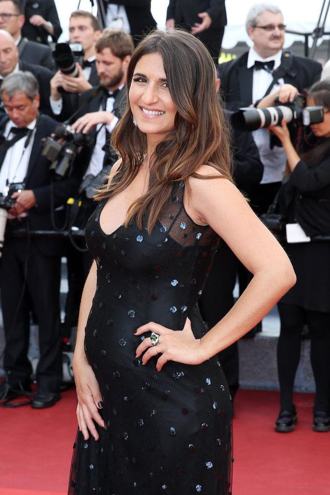 Photos : Géraldine Nakache enceinte : elle ne se cache plus !