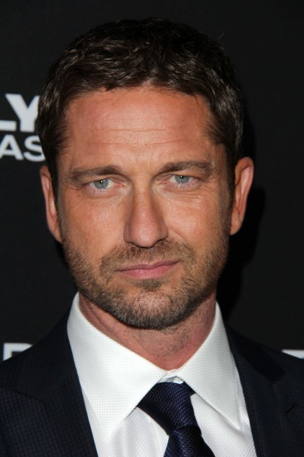 Gerard Butler, Hollywood, 18 mars 2013.