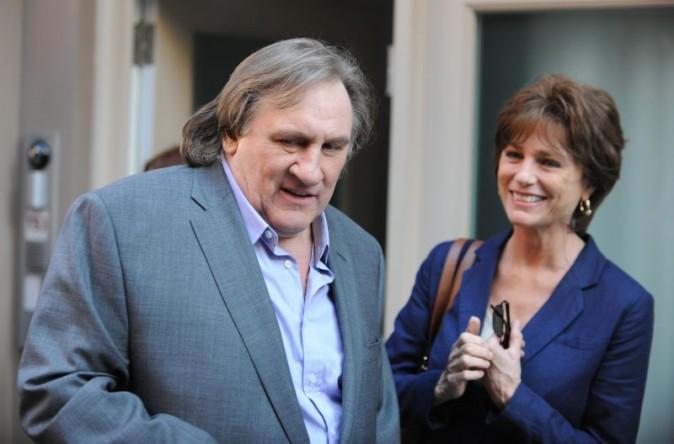 Les interprètes de DSK et Anne Sinclair
