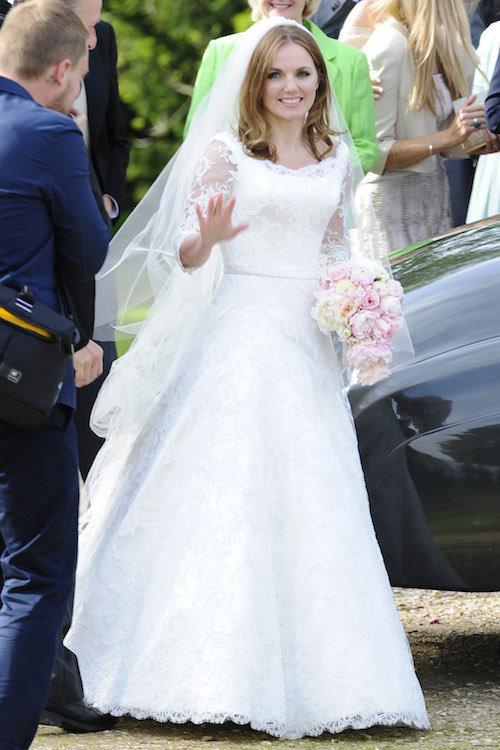 Photos : Geri Halliwell : petit coup de vieux pour la Spice Girl au bras de son mari !
