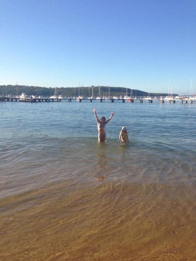 Geri Halliwell : toujours aussi sexy en bikini !
