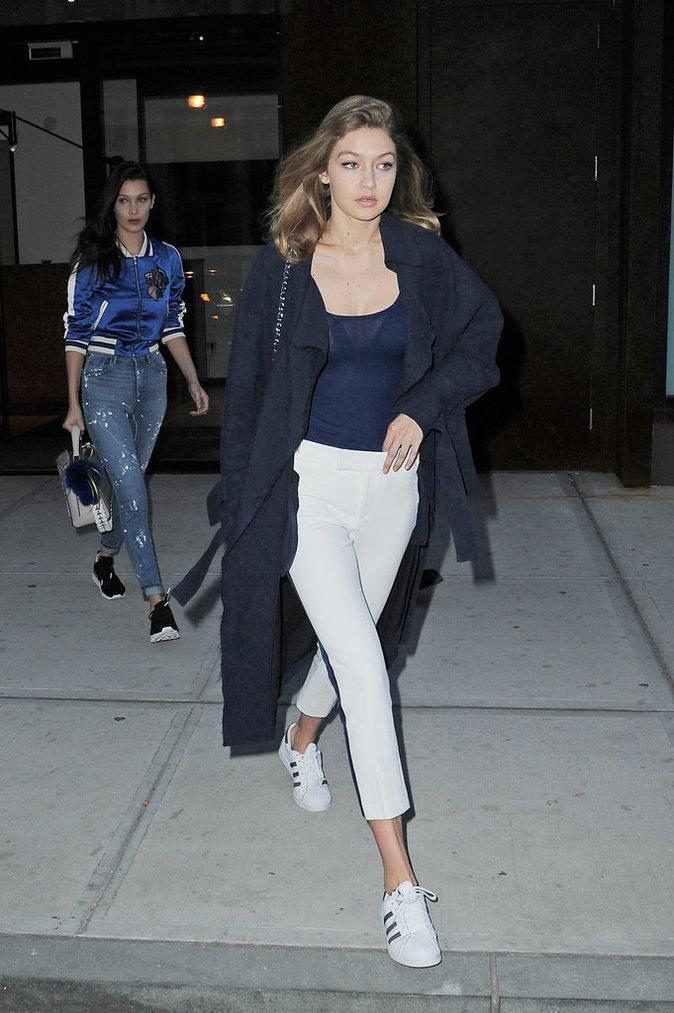 Gigi et Bella Hadid : Dîner entre sœurs à New York !