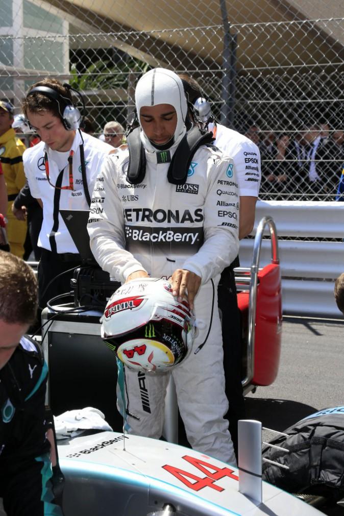Lewis Hamilton le 24 mai 2015