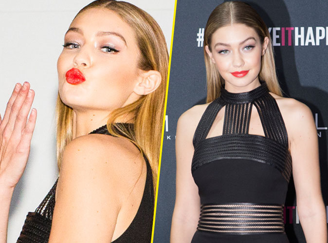 Photos : Gigi Hadid : elle fait sensation au Mabelline New York Fashion Show à Berlin