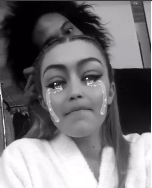 Photos : Gigi Hadid : en larmes sans Zayn Malik !