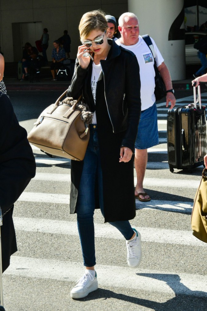 Gigi Hadid le 22 juin 2015