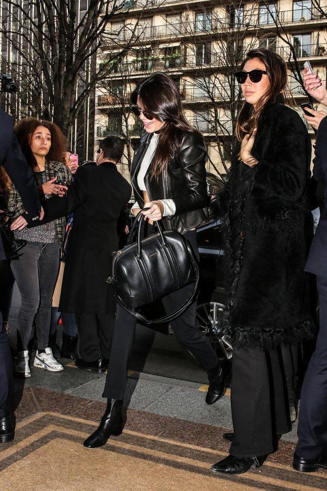 Photos : Gigi Hadid et Kendall Kenner plus lookées que jamais pour leur retour à l'hôtel !