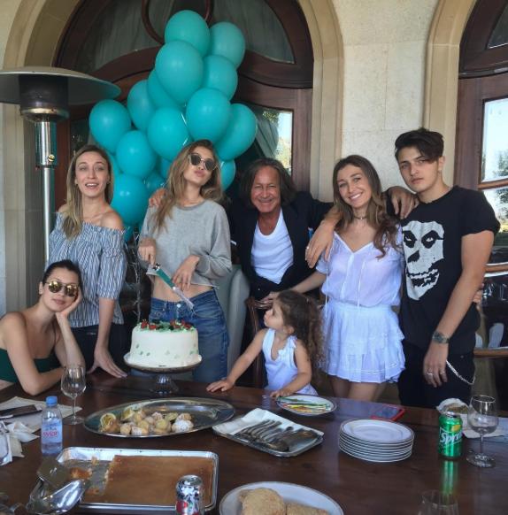 Photos : Gigi Hadid fête ses 21 ans, Zayn Malik grand absent...
