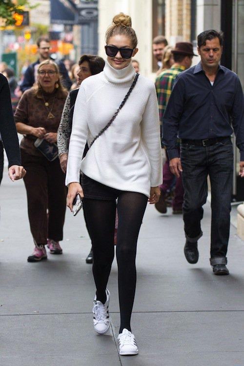 Photos : Gigi Hadid garde le sourire après sa rupture avec Joe Jonas