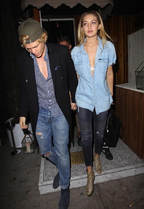 Photos : Gigi Hadid : sa rupture avec Cody Simpson ? C'est de l'histoire ancienne !