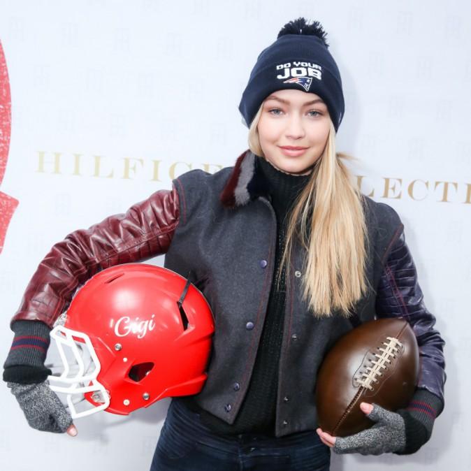 Photos : Gigi Hadid : elle déchire tout au défilé Tommy Hilfiger... et apparait en très bonne compagnie !