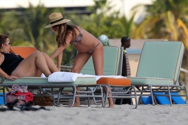 Gisele Bündchen le 4 novembre 2012 à Miami