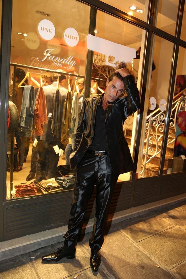 Giuseppe de Qui veut épouser mon fils ? à Paris le 10 octobre 2012