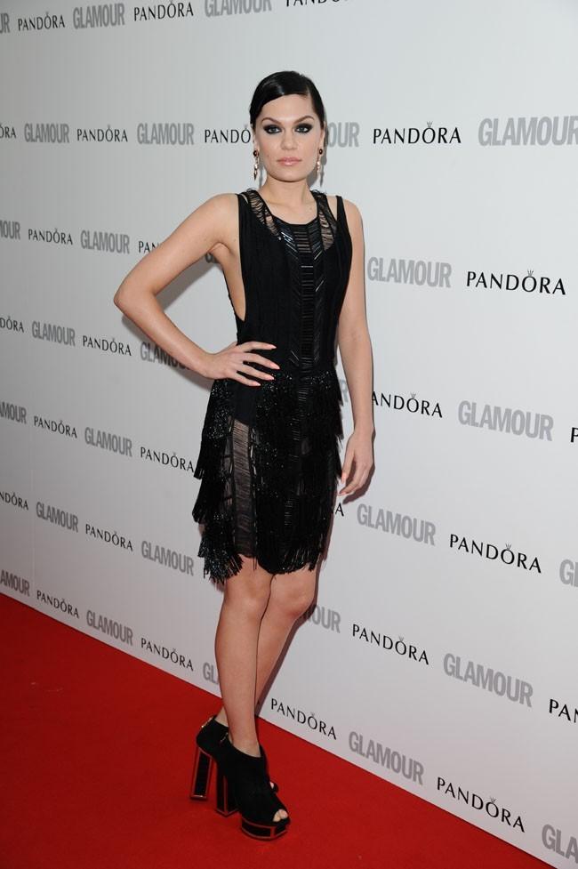 Jessie J, toujours aussi sexy !