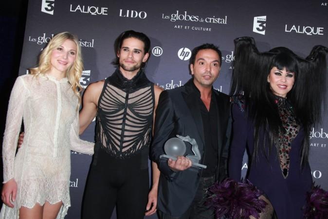 Kamel Ouali récompensé pour Dracula !