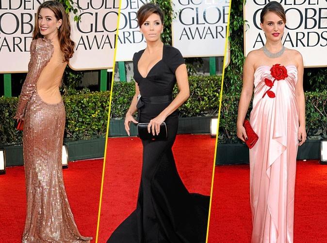Golden Globes 2011 : les plus beaux looks des stars !